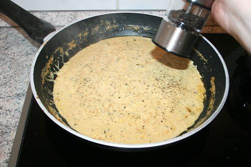 44 - Mit Salz & Pfeffer abschmecken / Taste with salt & pepper