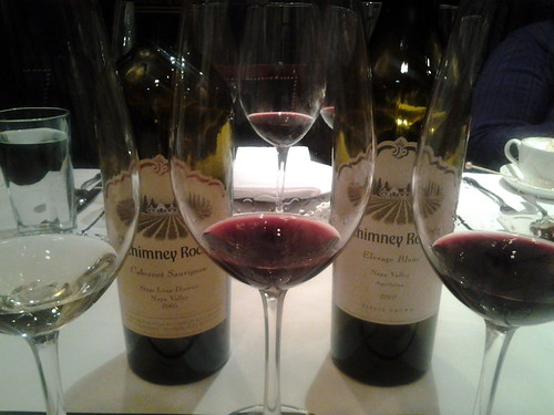 Chimney Rock Wines, photo credit: southfloridafoodandwine.com