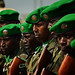 Rwandan soldiers by Official U.S. Air Force