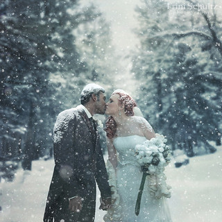 The Warmth of a Kiss on a Cold Winter's Day