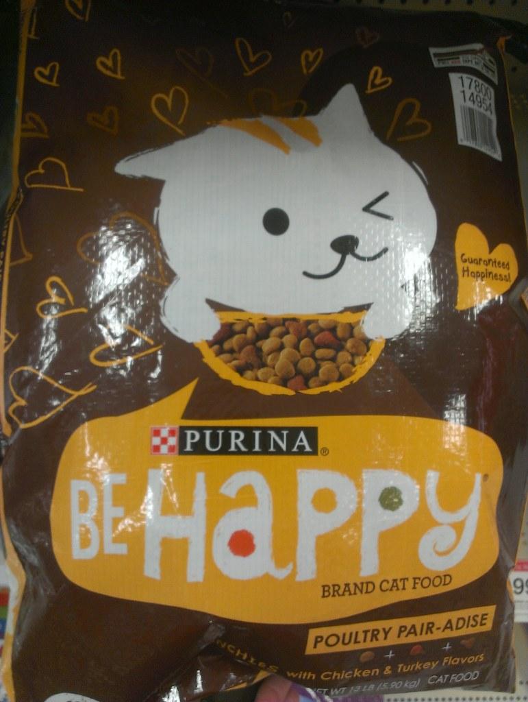 Purina Be Happy