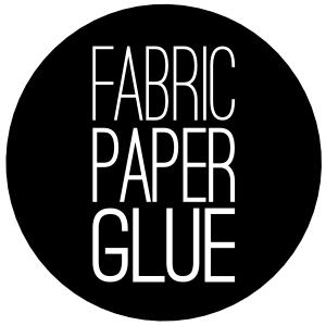 Fabric Paper Glue