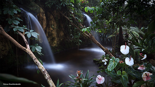 watervalletjes - waterfalls