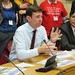 Save the NHS: Andy Burnham MP and Dr. Kailash Chand, February 27, 2014
