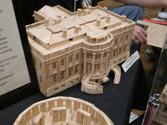 Toothpick White House