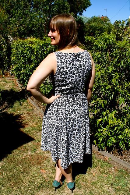 ZoSews - Flora dress