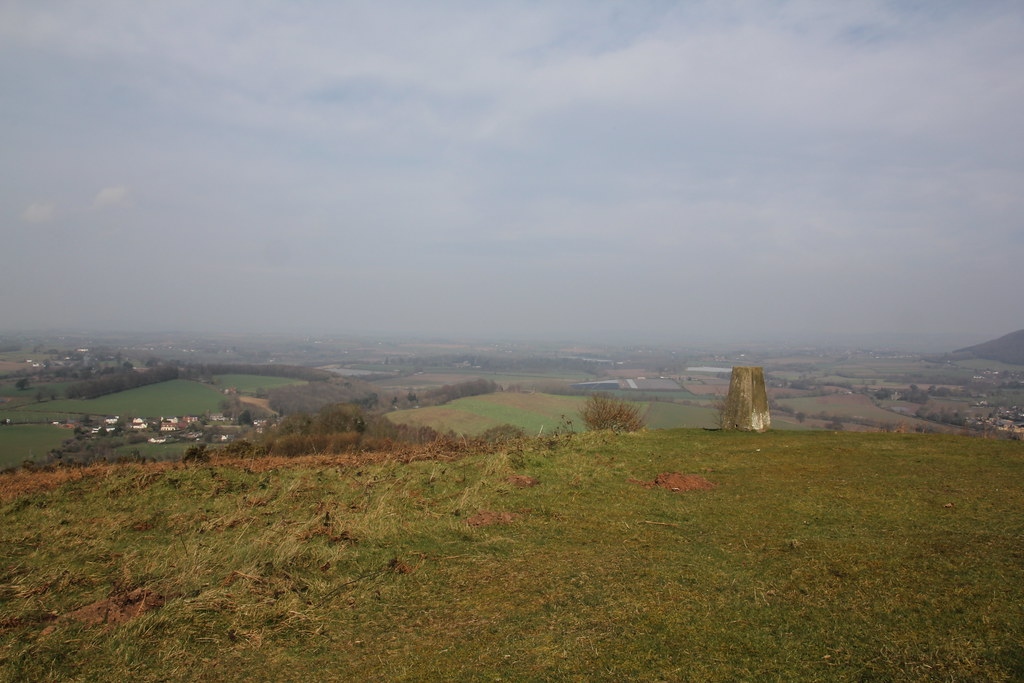 Coppet Hill, Goodrich, River Wye, Wye Valley