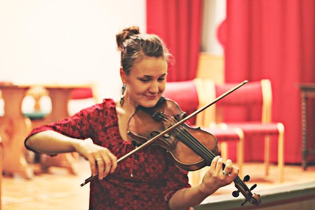 Anne E. Pedersen. Foto: Kjersti J. Nybø
