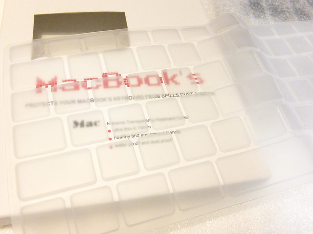 Macbookキーボードカバー
