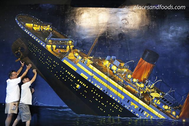 magic 3d eye museum titanic