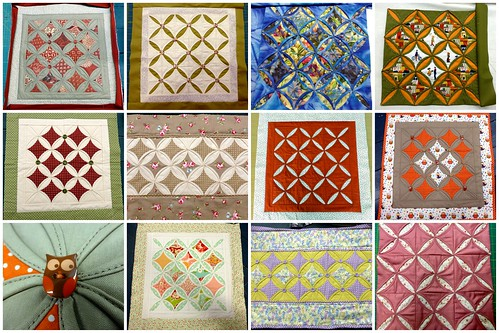 Cathedral Windows Cushion class Mar14