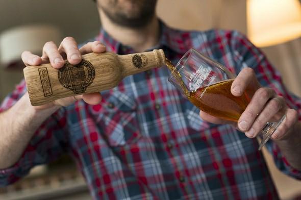Innis & Gunn Oak Bottled Beer