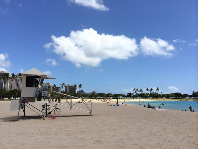 Ala Moana Beach Park Google Maps
