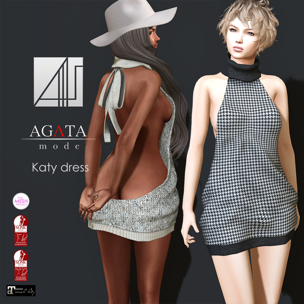 Katy dress - SecondLifeHub.com