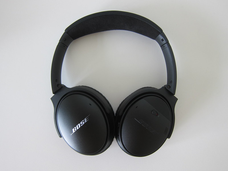 Bose QC35 - Front