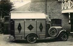 A mobile home?