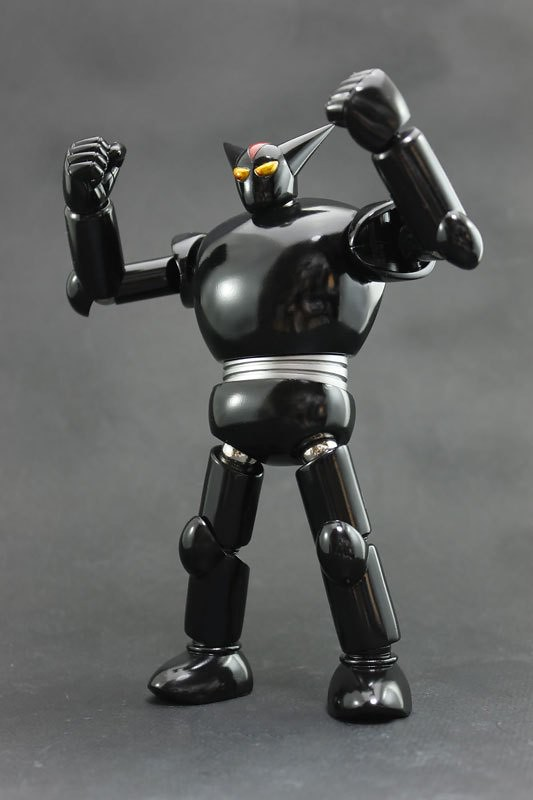 Dynamite Action GK!《鐵人28號》黑牛!ダイナマイトアクションGK!Limited 鉄人28号 ブラックオックス