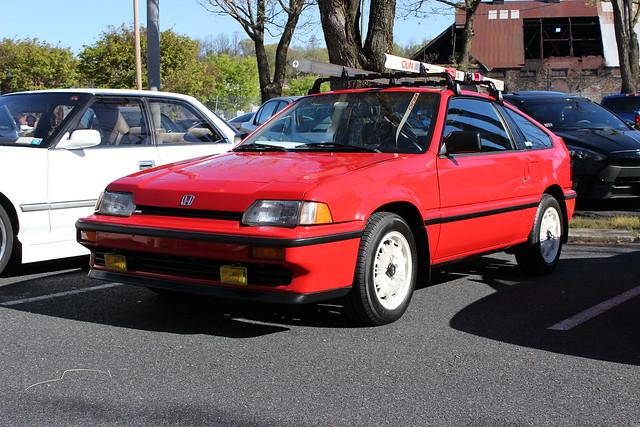 CR-X (AF) - Honda