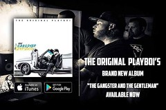 The album has officially dropped grab your copy worldwide online! Thank you all for the incredible support.without yall i am NOTHING ....BLESS.. The Original PlayBoi bit.ly/TheGangsterAndTheGentleman