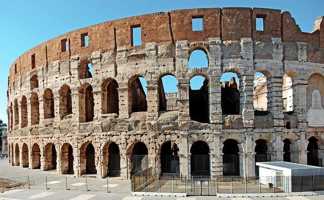 The Colosseum, Nikon COOLPIX S9700