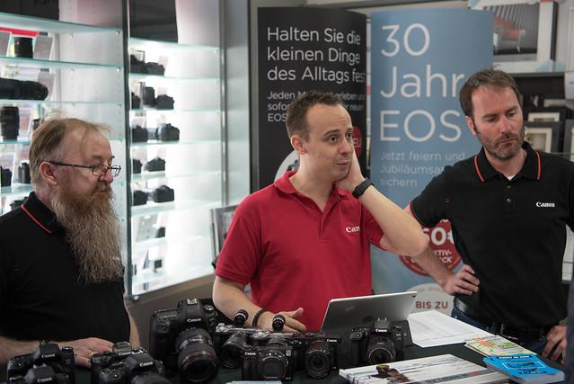 Canon oder Nikon?, Nikon D750, AF-S Nikkor 24-70mm f/2.8E ED VR