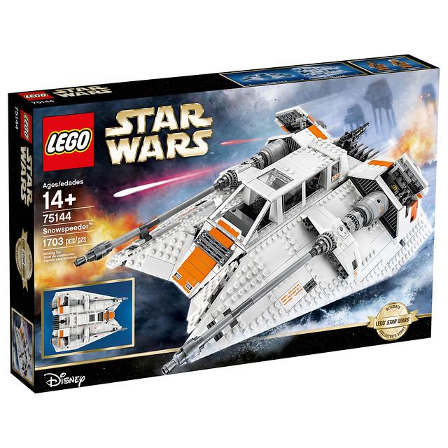 75144 UCS Snowspeeder 1