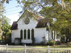 Andrews Memorial Chapel
