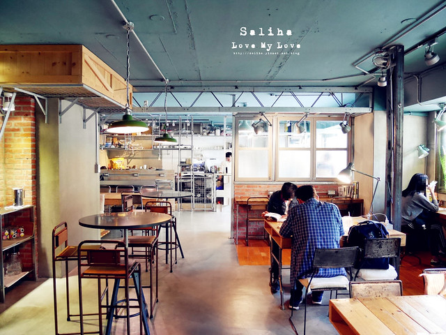 台北大學對面不限時咖啡館下午茶推薦Joco latte (8)