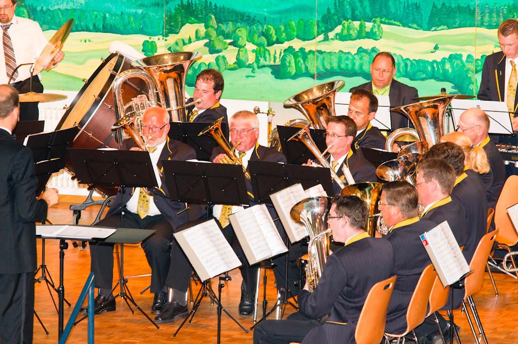 Regionalmusiktag Welschenrohr 2011