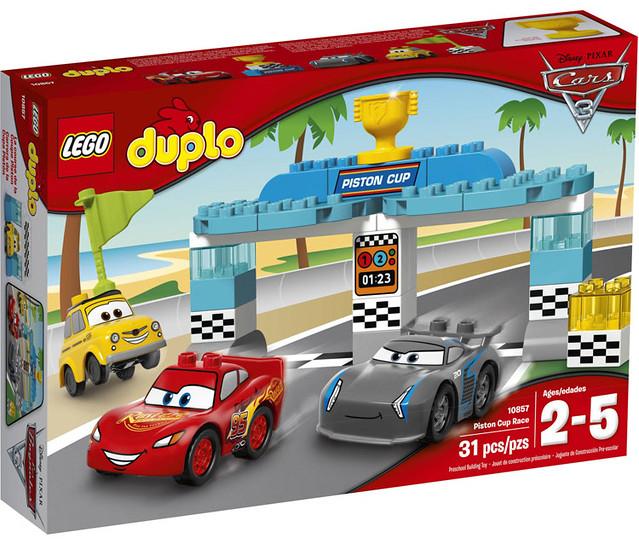 10857 Piston Cup Race