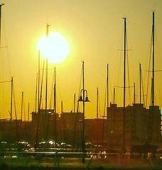 #tramonto al #porto di #senigallia   #port #ship #sun #sunset_hub #sunset_lovers #sunset #barche #igersancona #igersitalia #ig_italia #ig_ancona #igersmarche #ig_marche #marcheforyou #marchetourism #vivomarche #vivo_italia #yallersitalia #yallersmarche #l