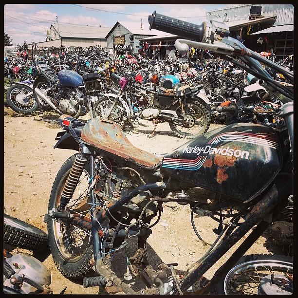 Harley Davidson Boise >> Boisevintagecycle Harley Davidson Amf Boise Junkyard