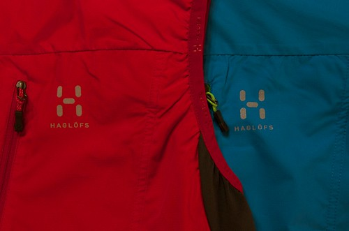 HAGLOFS SHIELD JACKET & VEST