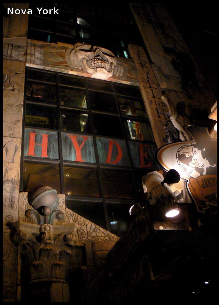 Jekyll & Hyde - Nova York