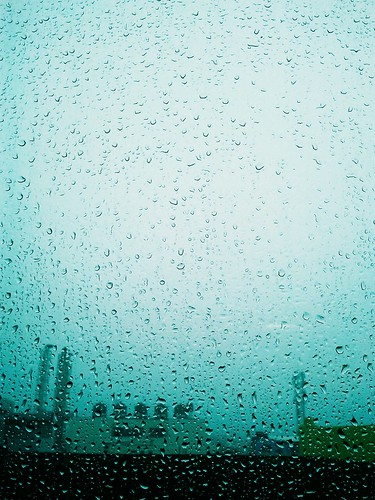 Chennai Rain is always a Mystery! by McGun