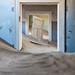 Kolmanskop (2) by Monique vd Hoeven