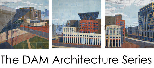 The DAM Architecture Series ©2013 Erin Fickert-Rowland
