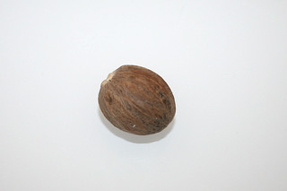 15 - Zutat Muskatnuss / Ingredient nutmeg