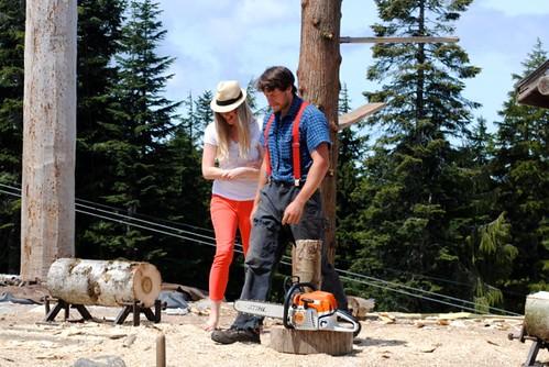 The Suave Lumberjack