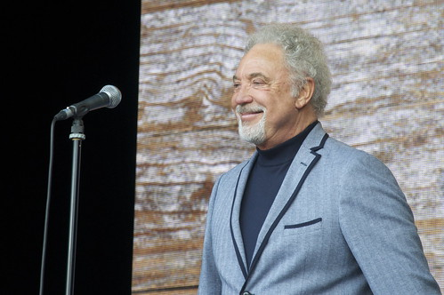 Tom Jones - Byron Blues Festival Schedule