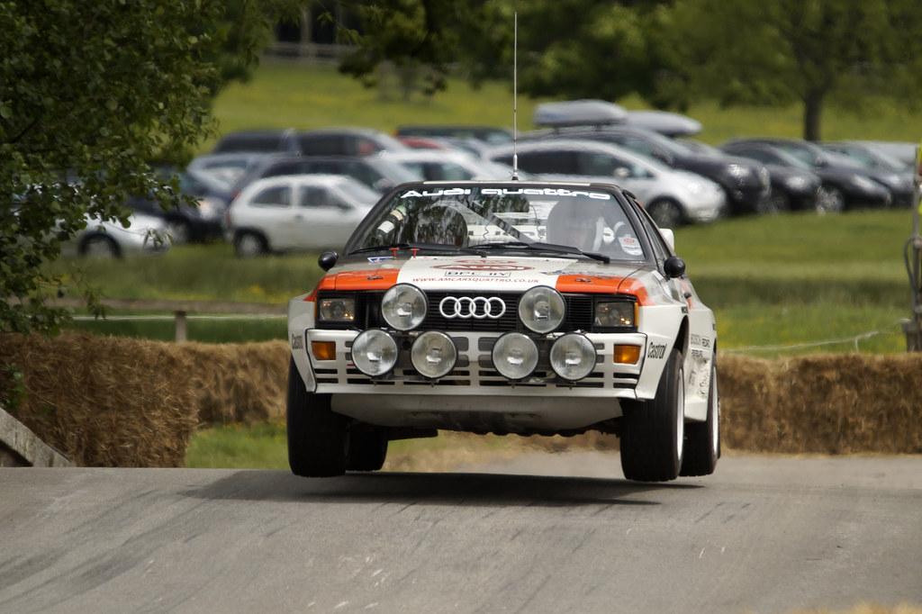 Audi Quattro Rally