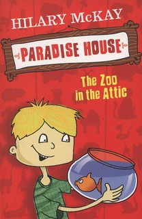 Hilary McKay, The Zoo in the Attic