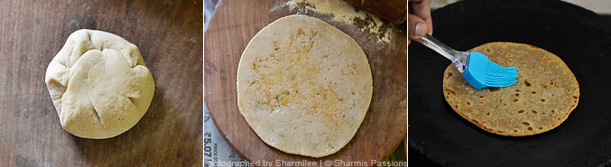 Mooli Paratha Recipe - Step6