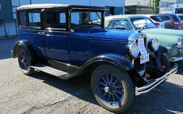 1928 pontiac model 8820 6 28 series 4 door sedan flickr for 1930 pontiac 4 door sedan