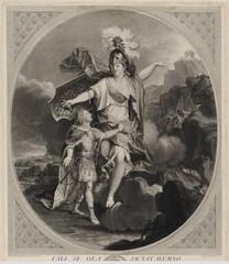 Pierre Drevet engraving
