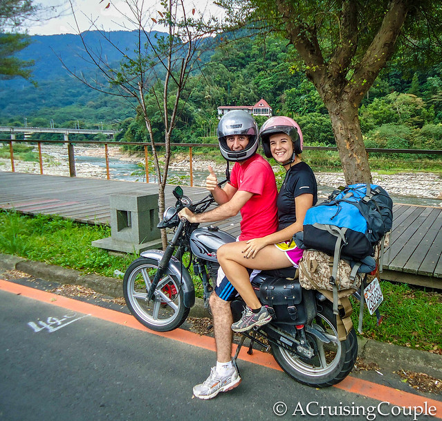 Motorcyle Road Trip Taiwan