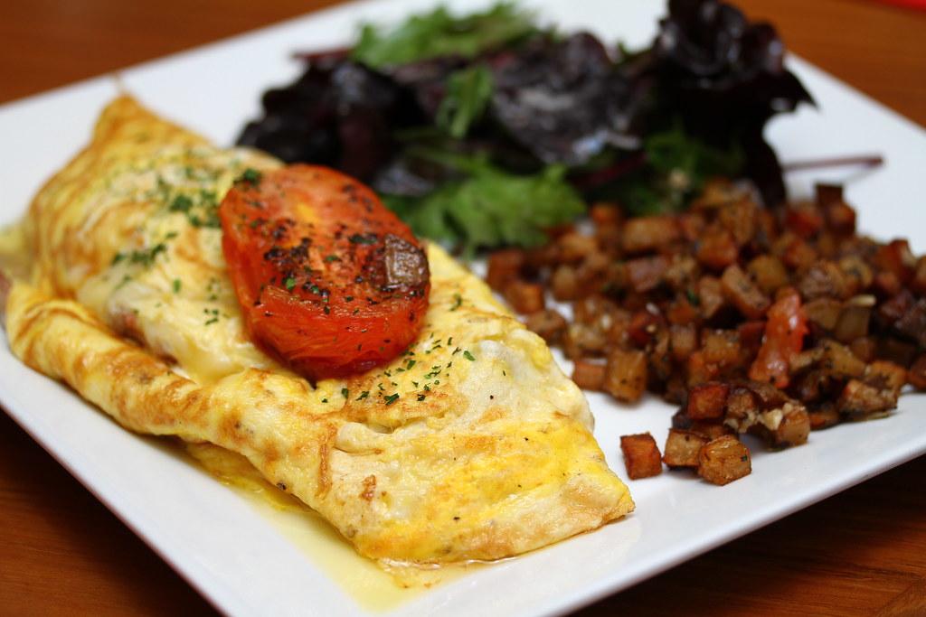 Nosh Restaurant & Bar: Nosh Omelette