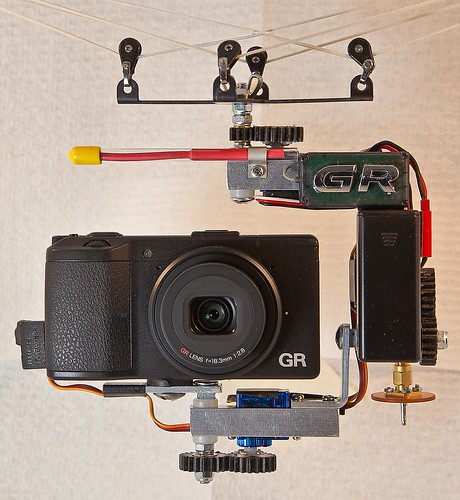 GR Pan Tilt and Twist Rig