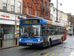 Stagecoach North East 22464 (T464BNL) - 28-07-13