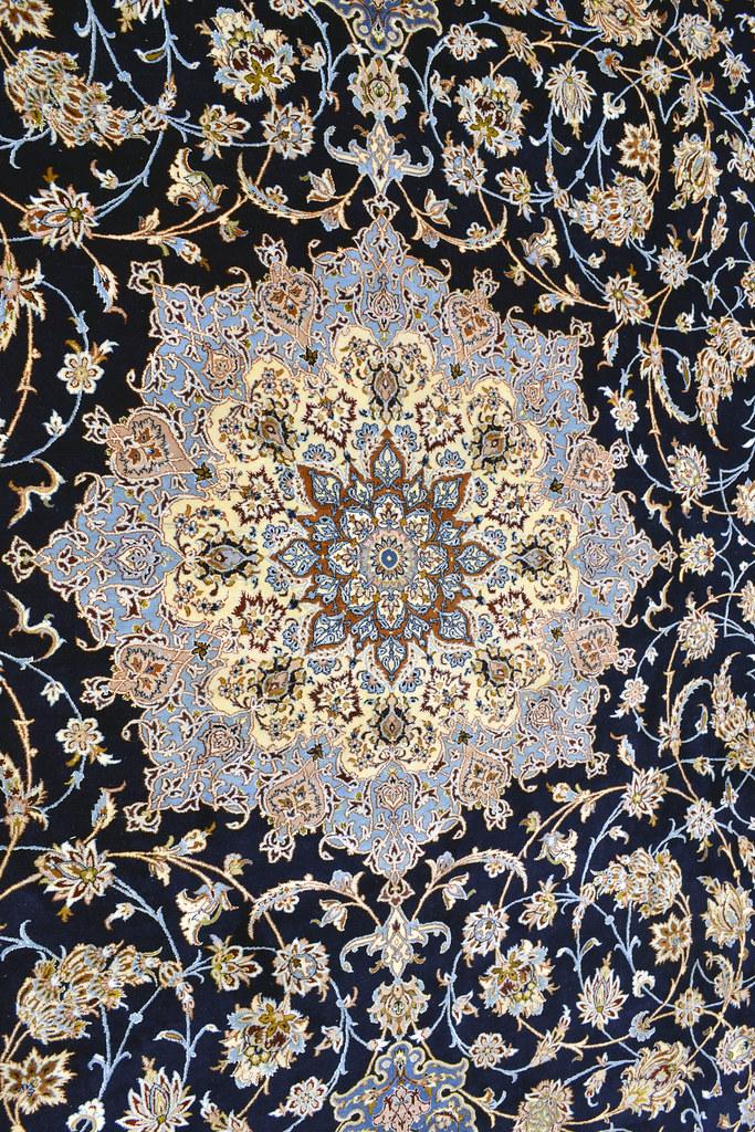 Isfahan Persian Area Rug